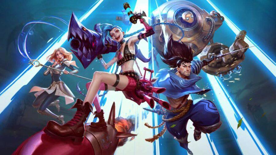 Beta de League of Legends: Wild Rift chegará nas Américas em março