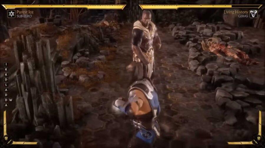 Mortal Kombat 11 agora pode ser jogado em primeira ou terceira pessoa com uso de um mod