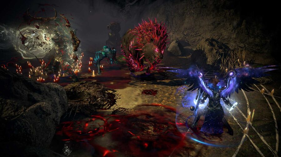Ecos do Atlas se torna a expansão de maior sucesso de Path of Exile
