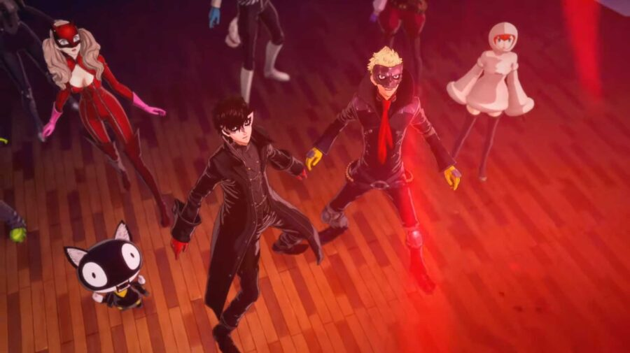 Os Phantom Thieves vem com tudo no novo trailer de Persona 5 Strikers