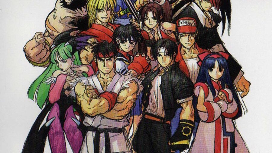 SNK vs. Capcom: The Match of the Millennium está a caminho do Switch