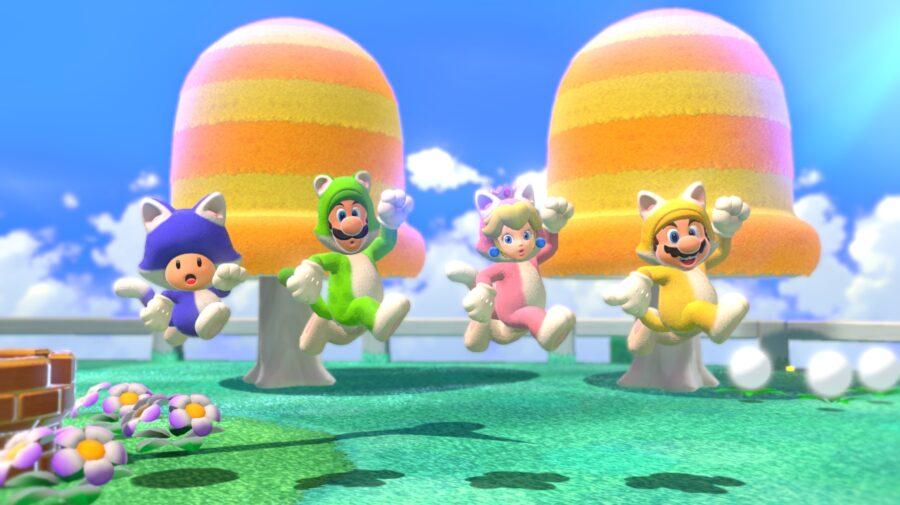Lançamentos de fevereiro: Super Mario 3D World, Persona 5 Strikers e mais jogos de peso