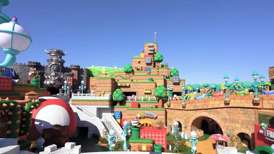 Inauguração do Super Nintendo World é adiada indefinidamente