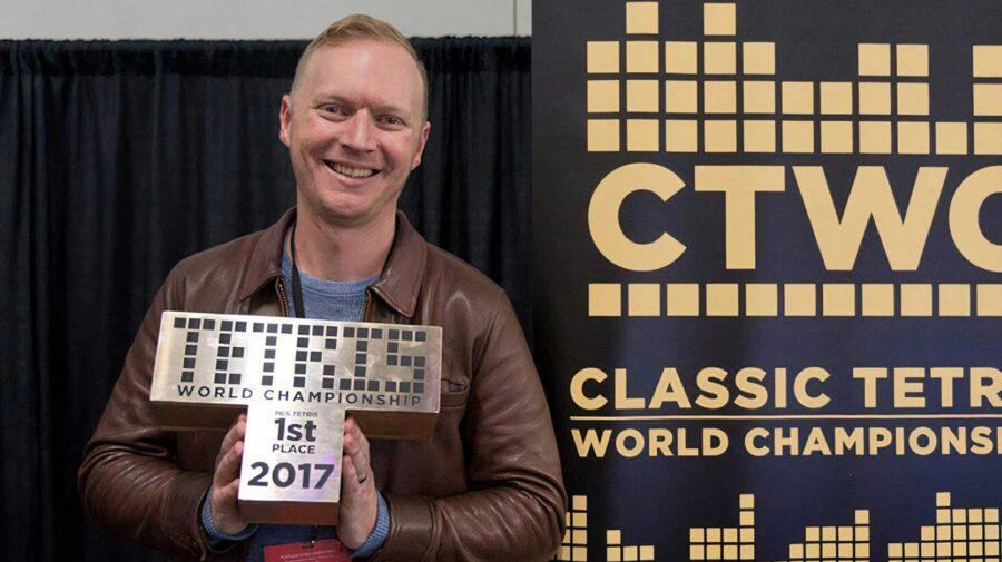 Jonas Neubauer, lendário jogador de Tetris, morre aos 39 anos