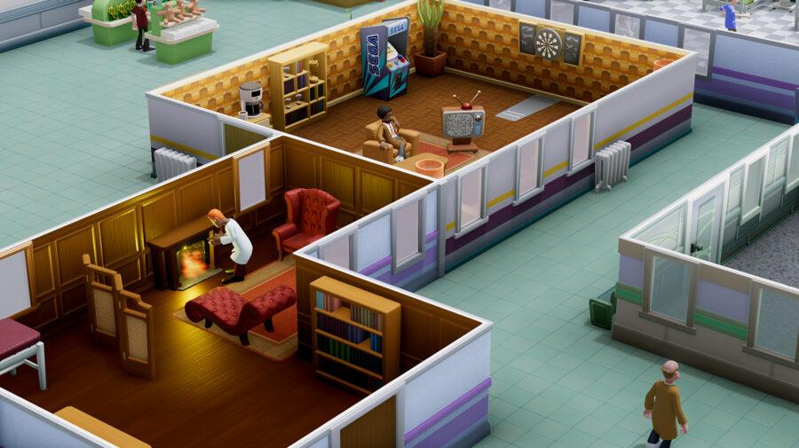 Two Point Hospital: Jumbo Edition chega em 5 de março para PS4, Switch e Xbox One
