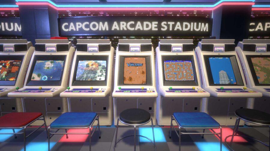 Capcom Arcade Stadium disponível para Switch; confirmadas versões para PC, PS4 e Xbox One