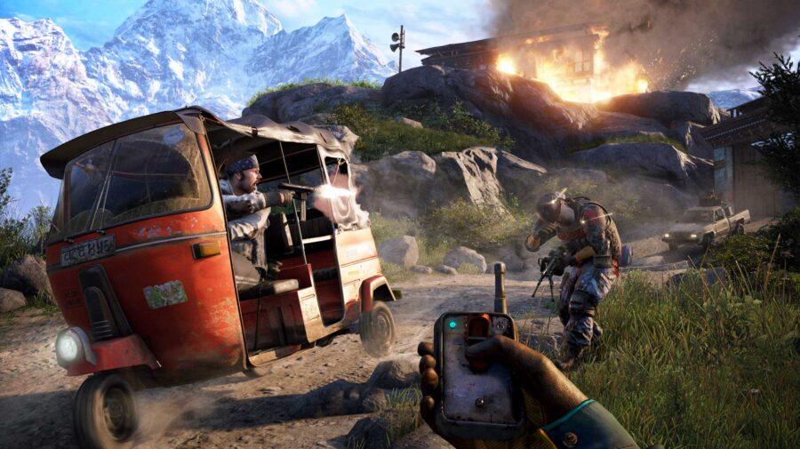 Novo modo FPS Boost para Xbox Series faz jogos retrocompatíveis rodarem com 60 e 120 fps