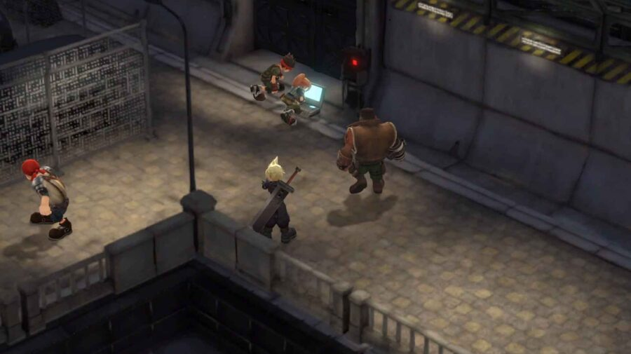 Final Fantasy VII: The First Soldier e Final Fantasy VII: Ever Crisis anunciados para smartphones