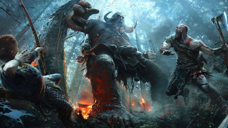 God of War ganhará atualização nesta terça (2) para ser jogado em 4K e 60 fps no PS5