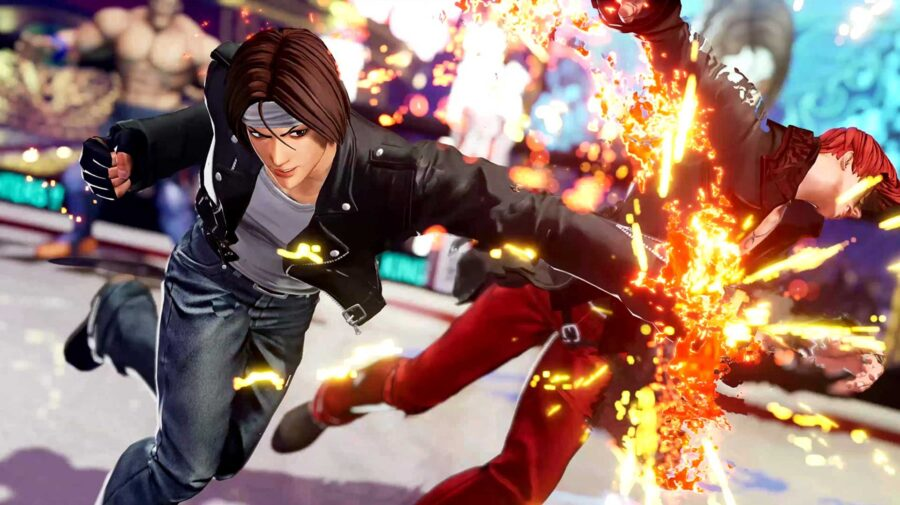 Kyo Kusanagi desce a porrada em mais um trailer de The King of Fighters XV