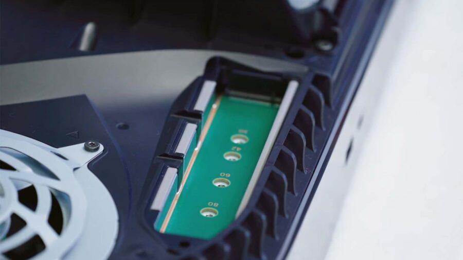 Expansão do armazenamento interno do PS5 será habilitada entre o fim de junho e setembro, diz site