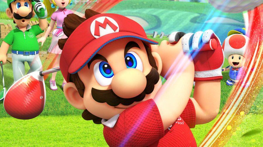 Mario Golf: Super Rush sairá em 25 de junho para Switch