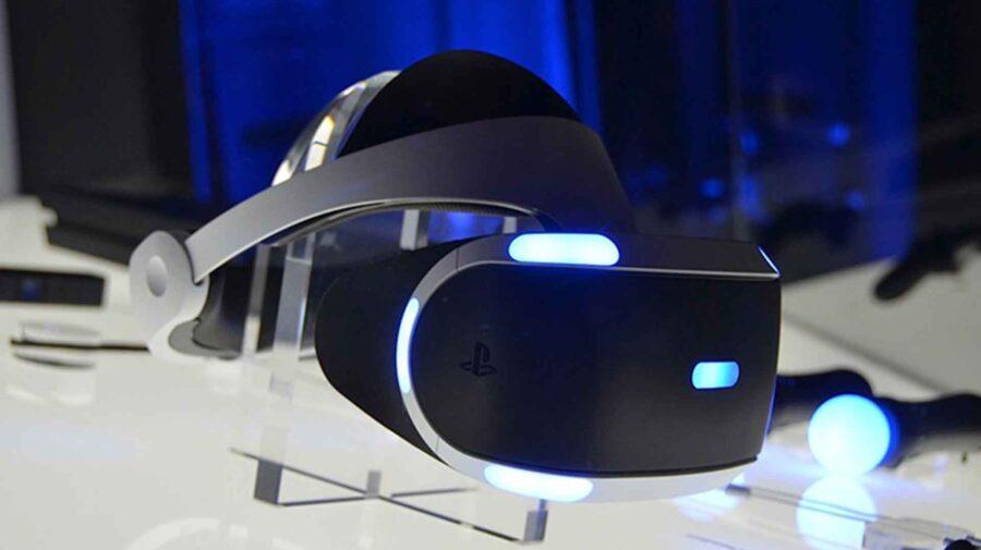 Sony revela primeiros detalhes do PS VR da nova geração para PS5