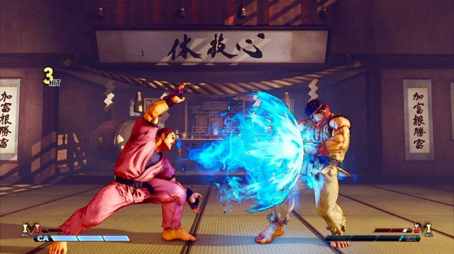Dan Hibiki se juntará ao elenco de Street Fighter V em 22 de fevereiro