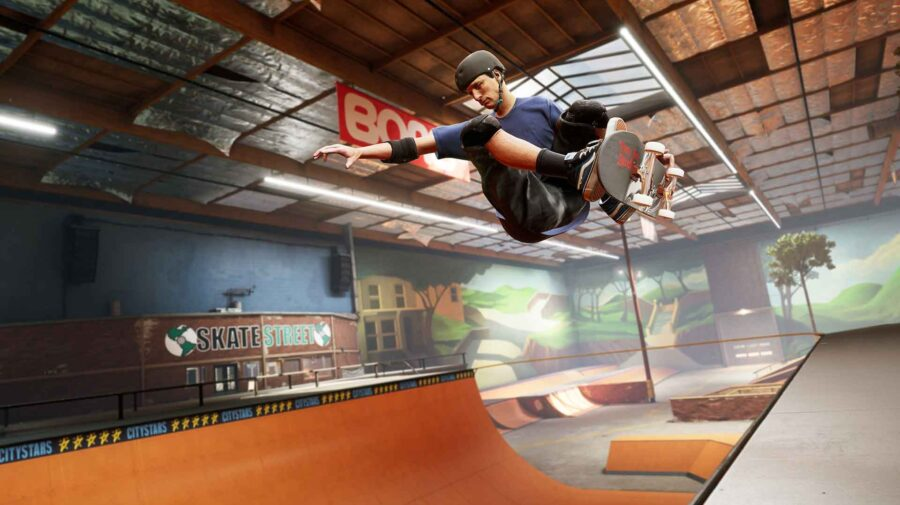 Tony Hawk's Pro Skater 1+2 está a caminho do PS5, Switch e Xbox Series