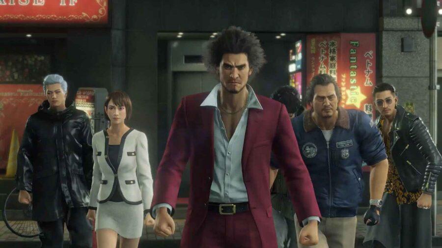 Yakuza: Like a Dragon receberá legendas e interface em português com atualização gratuita