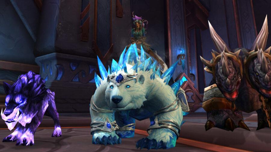 Patch 9.0.5 de World of Warcraft será lançado na próxima semana!
