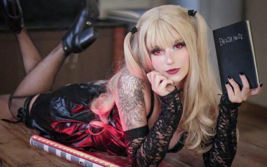 Misa Amane Cosplay - Death Note - Farah Foto 03