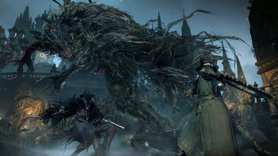 Vídeo apresenta Bloodborne rodando em 4K e 60 fps