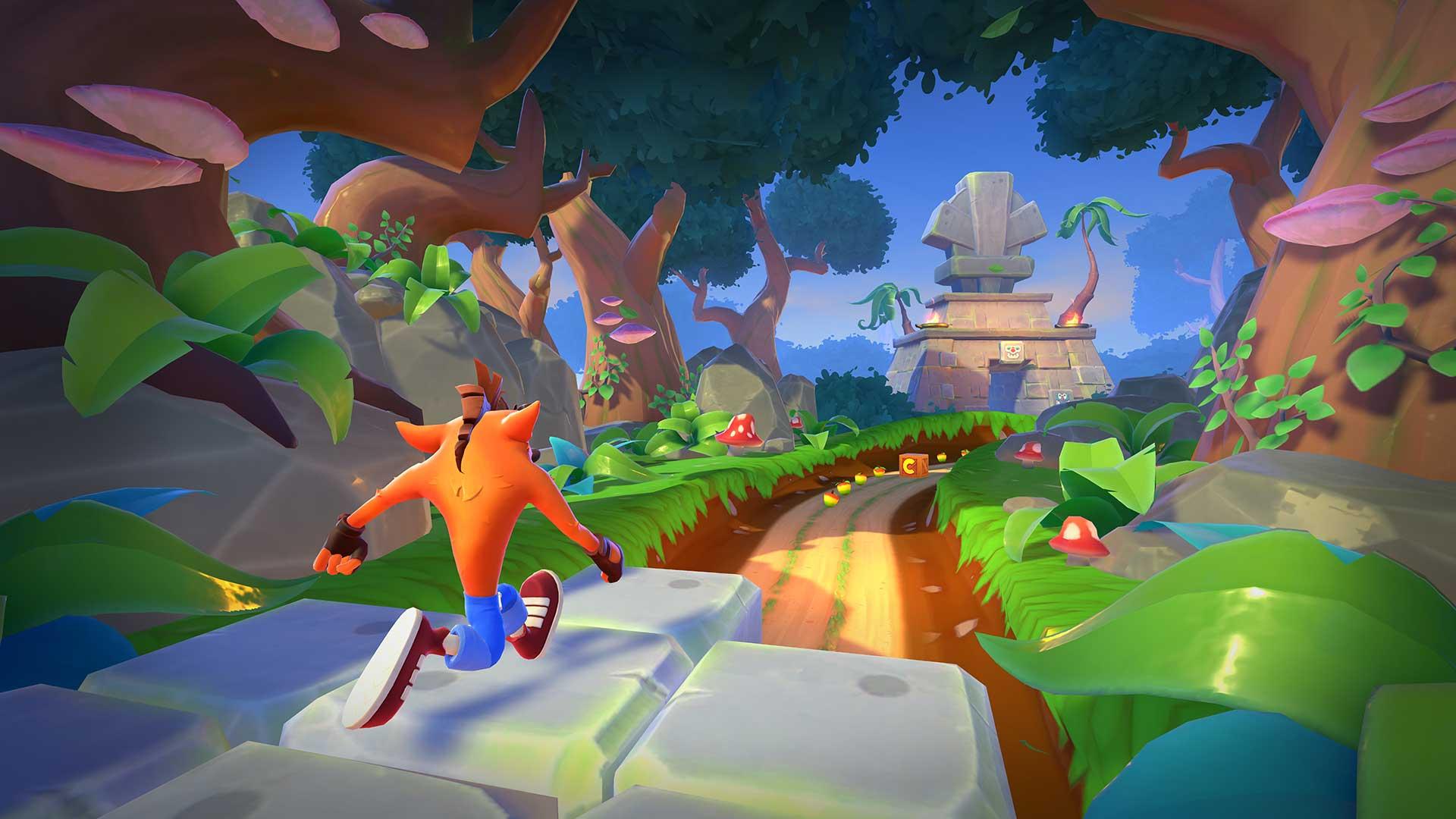 Crash Bandicoot: On the Run sairá em 25 de março para Android e iOS