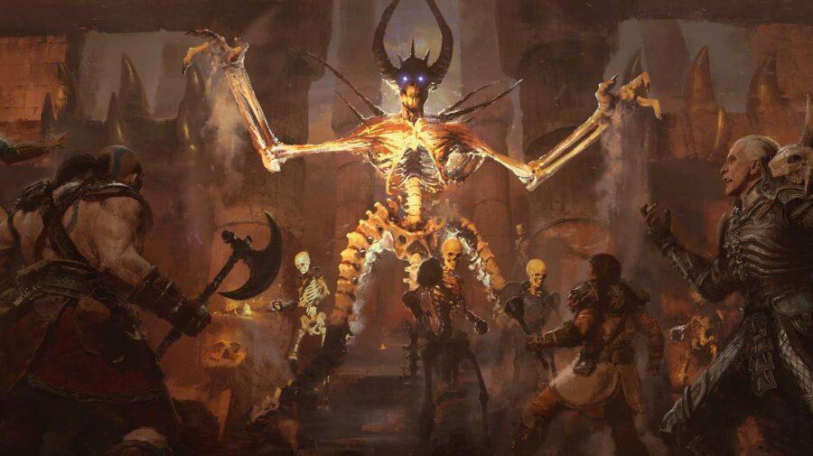 Vazamento sugere que alfa técnico de Diablo II: Resurrected começará em 9 de abril