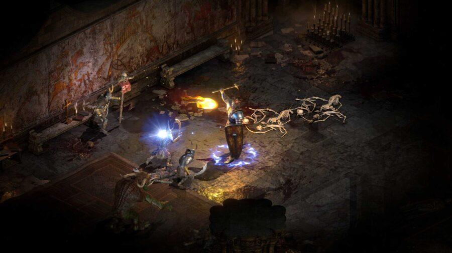 Diablo II Resurrected permitirá importar jogos salvos do Diablo II original