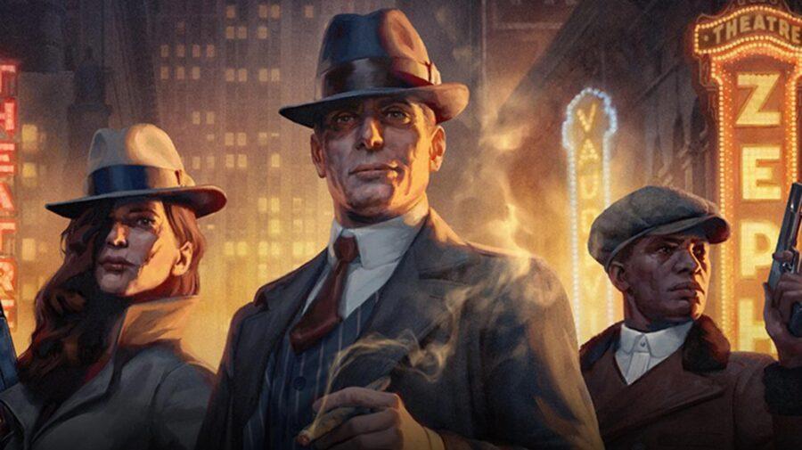 Empire of Sin será incluído no Xbox Game Pass no dia 18 de março