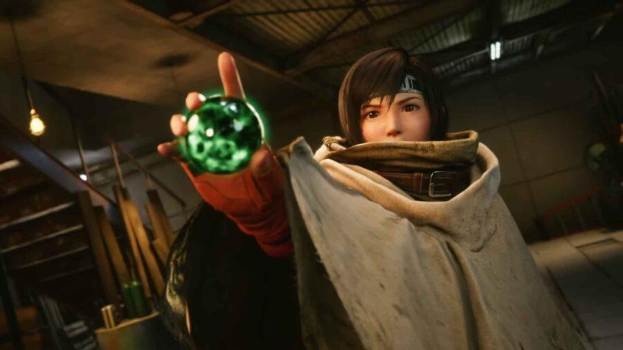 Final Fantasy VII Remake Intergrade terá Materias e Summons adicionais