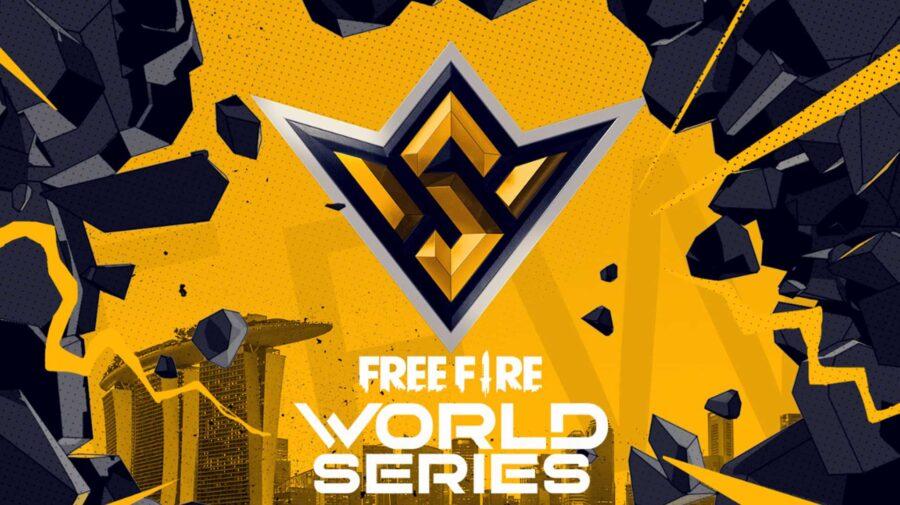 Free Fire World Series 2021 ocorrerá em Singapura no dia 22 de maio