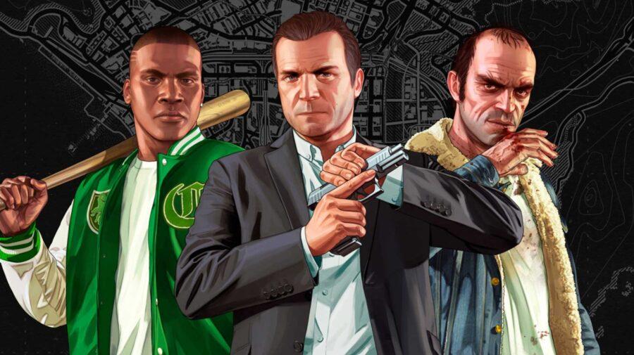 GTA 5 para PS5 e Xbox Series não será apenas um port, garante CEO da Take-Two