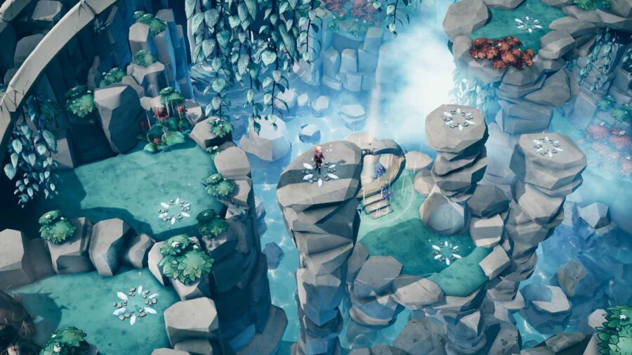 RPG de digitação Nanotale chega ao PC em 31 de março