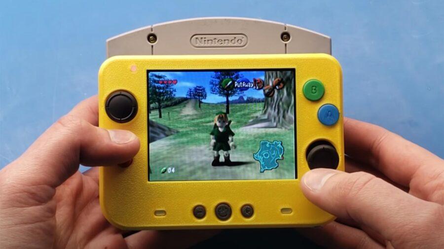 Guinness World Records certifica o menor Nintendo 64 do mundo