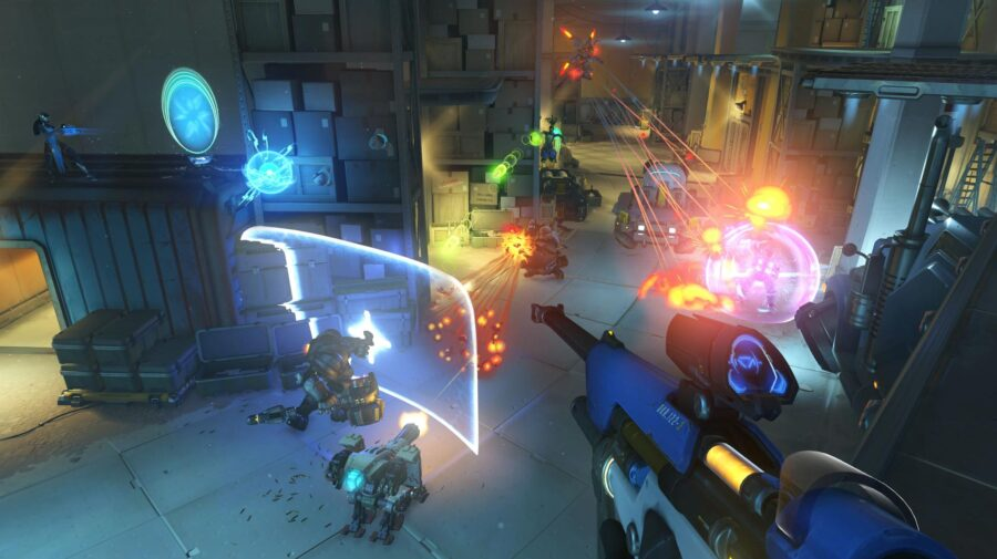 Overwatch é o mais novo título a ganhar suporte para 120 fps no Xbox Series