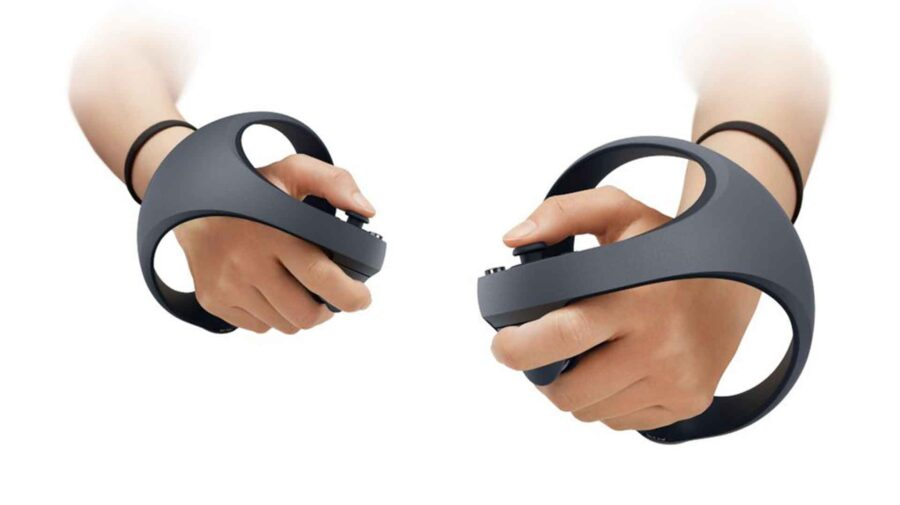 Sony mostra design e detalhes do novo controle VR para PS5