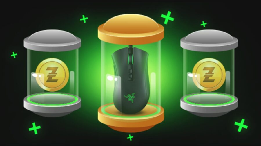 Promoção Razer Gold oferece R$ 150 em Goldzin e um mouse DeathVadder V2