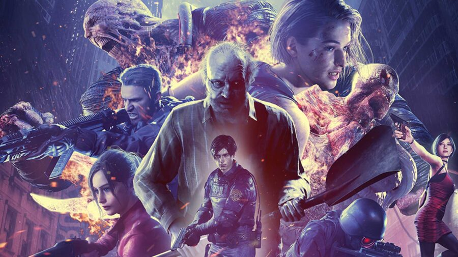 Beta aberto de Resident Evil Re:Verse ocorrerá de 8 a 11 de abril
