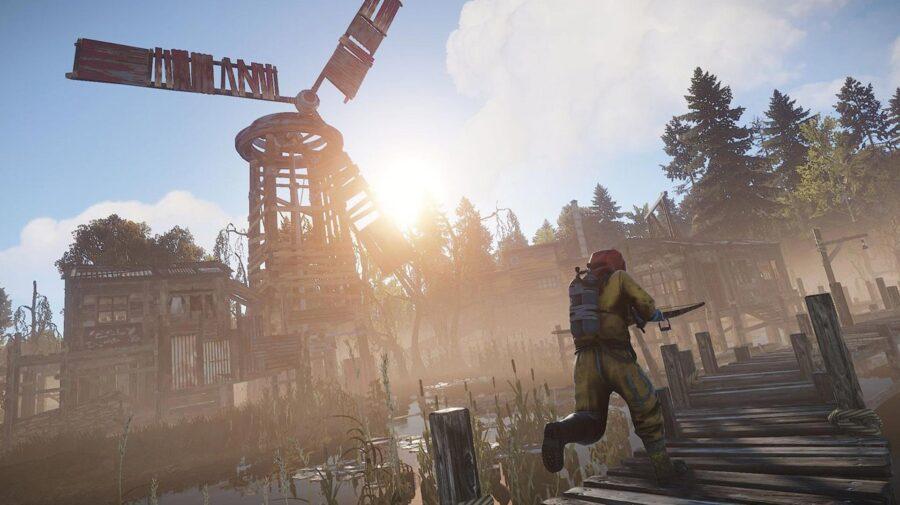 Dados de Rust são perdidos para sempre após incêndio em servidores do jogo na Europa