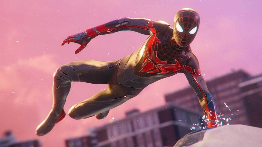 Marvel's Spider-Man: Miles Morales recebe novo traje e correção de bugs em nova atualização