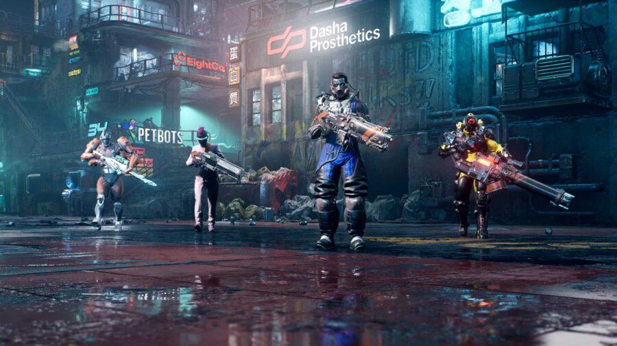 The Ascent, exclusivo para Xbox e PC, recebe trailer com jogabilidade co-op em 4K