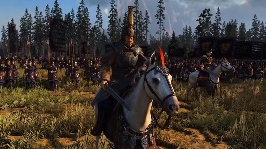 Total War: Three Kingdoms - Fates Divided já encontra-se disponível para PC