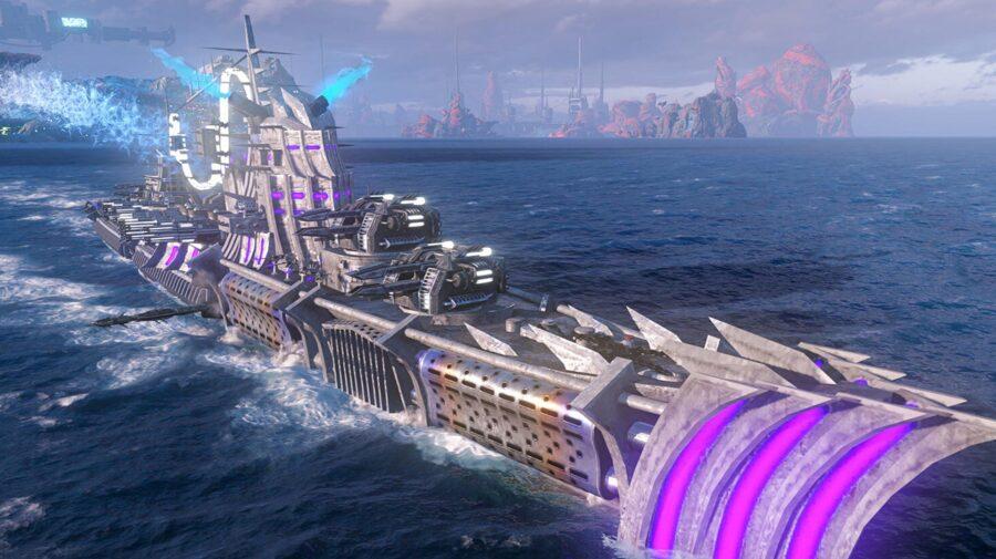 """World of Warships recebe nova batalha temporária """"Grande Caçada"""""""