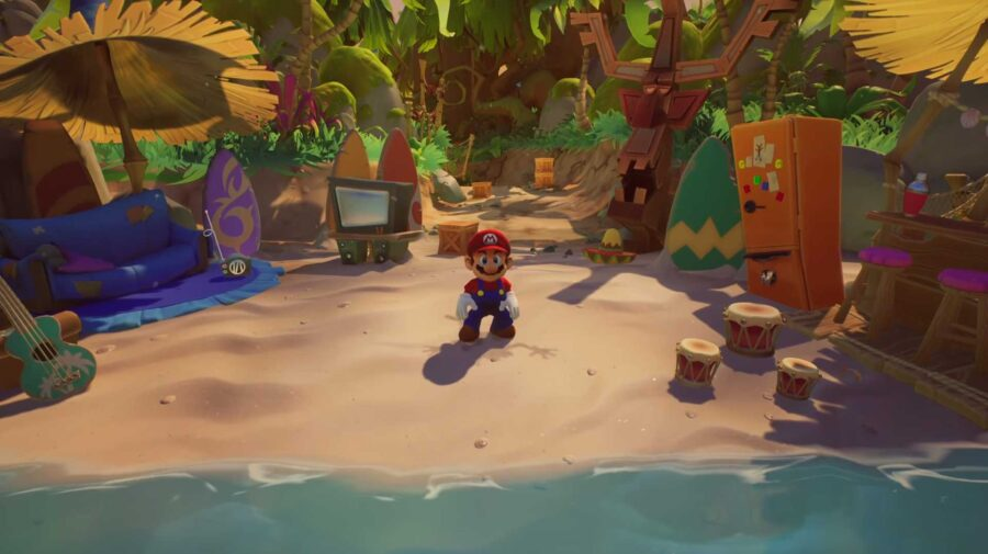 Mod adiciona Mario em Crash Bandicoot 4: It's About Time