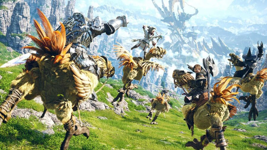 Beta aberto de Final Fantasy XIV para PS5 começará em 13 de abril