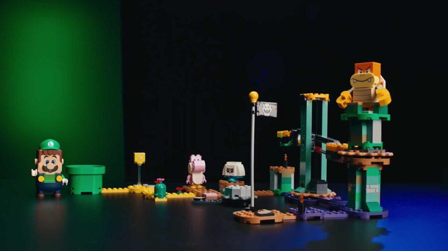 LEGO de Luigi é anunciado e será lançado em 1º de agosto