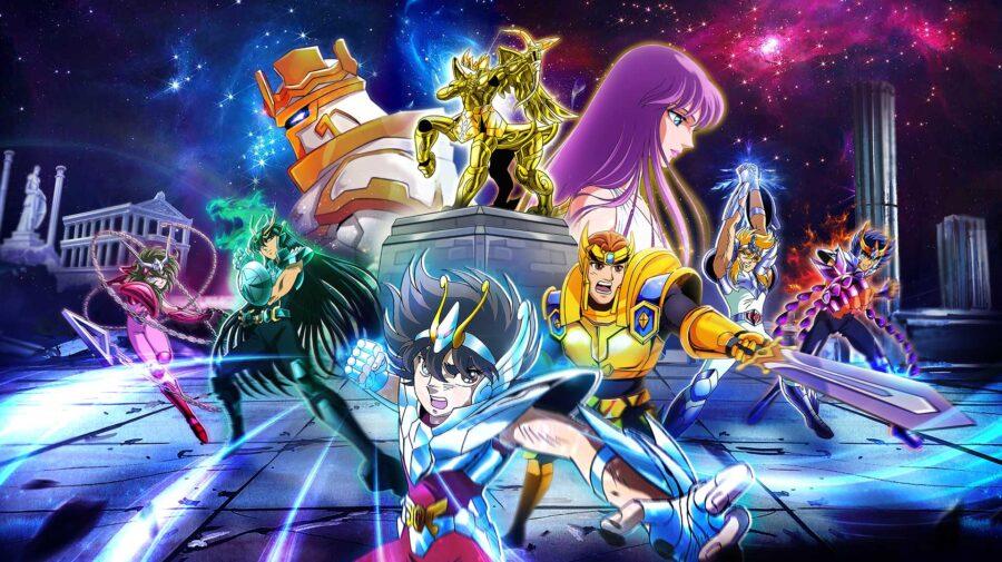 Lords Mobile terá colaboração especial com Os Cavaleiros do Zodíaco