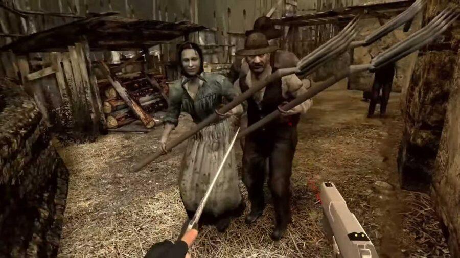 Resident Evil 4 ganhará versão para realidade virtual no Oculus Quest 2