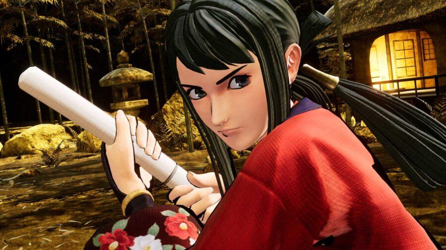 Hibiki Takane será incluída em Samurai Shodown no dia 28 de abril