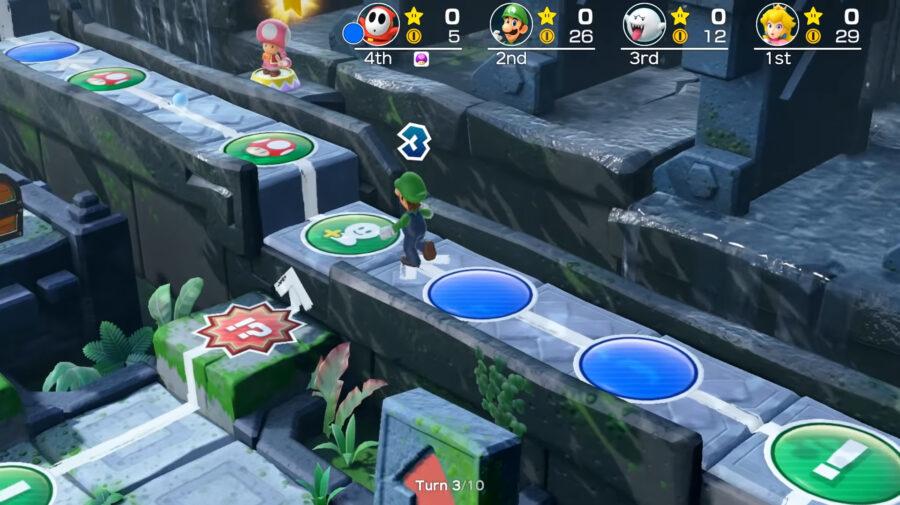 Super Mario Party para Switch ganha multiplayer online em nova atualização
