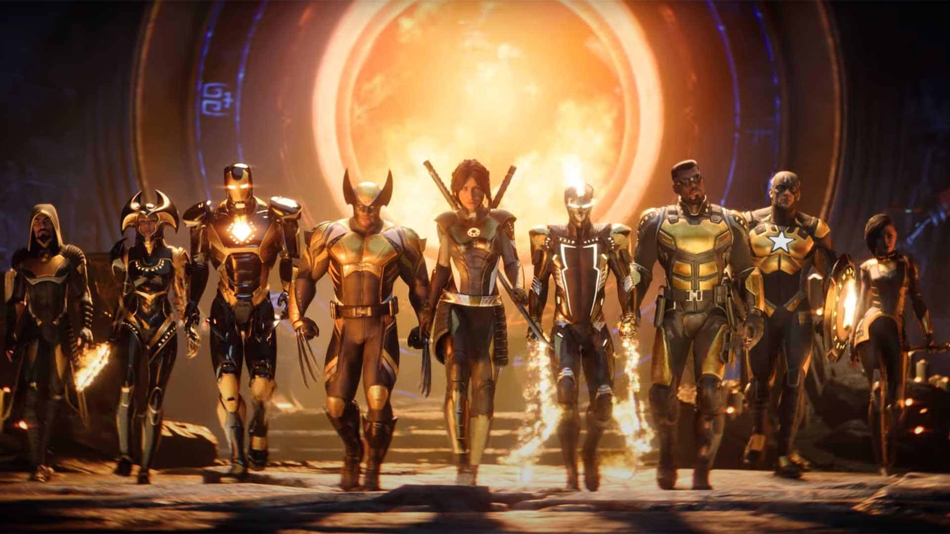 Midnight Suns é o novo jogo da Marvel feito pelos criadores de XCOM